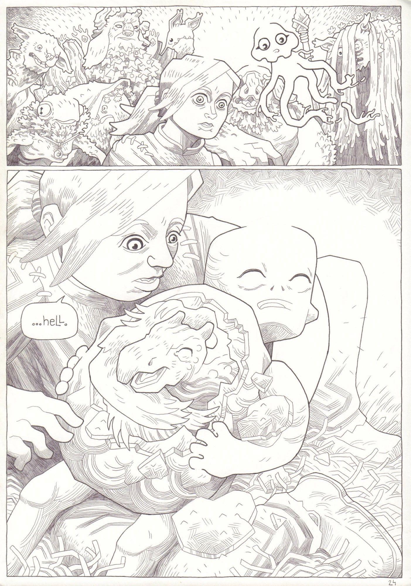 The Bloom Saga, s. 24