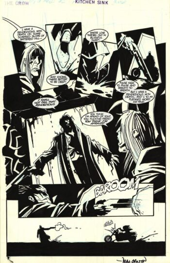 The Crow: City of Angels #2 / 20