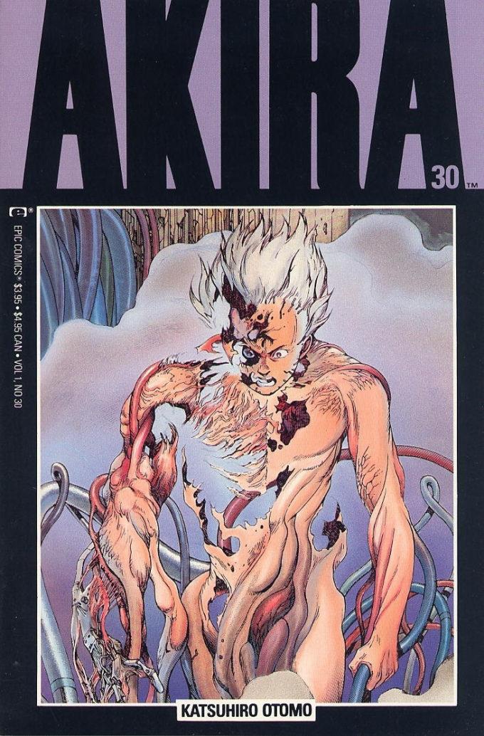 Akira #30 / 14 - kolor kolor