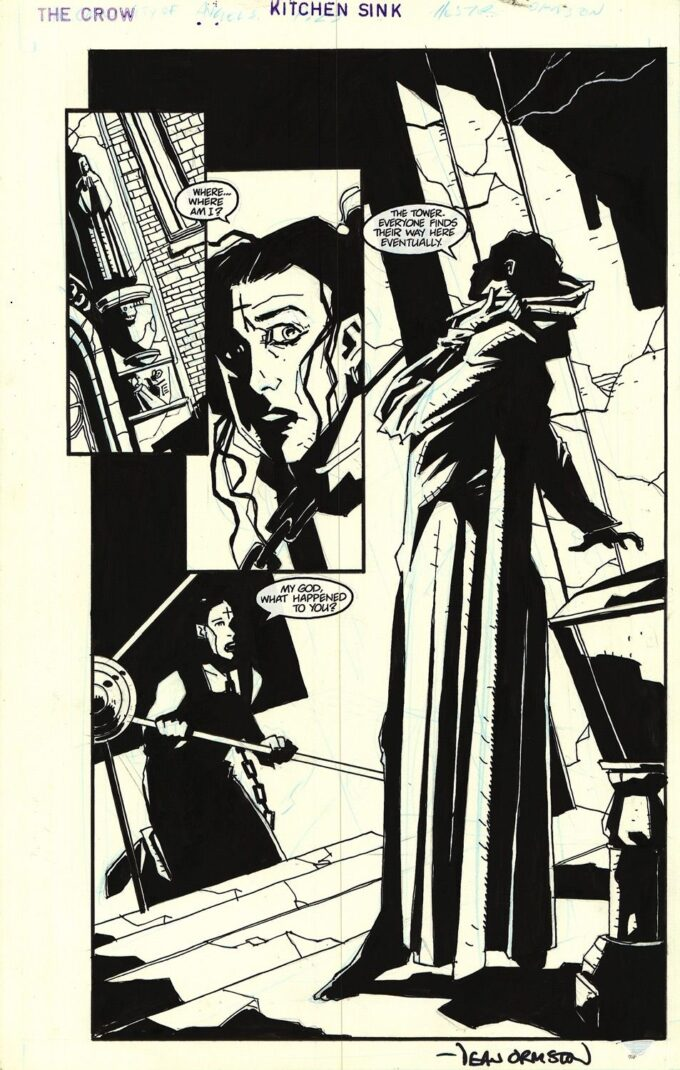 The Crow: City of Angels #1 / 23