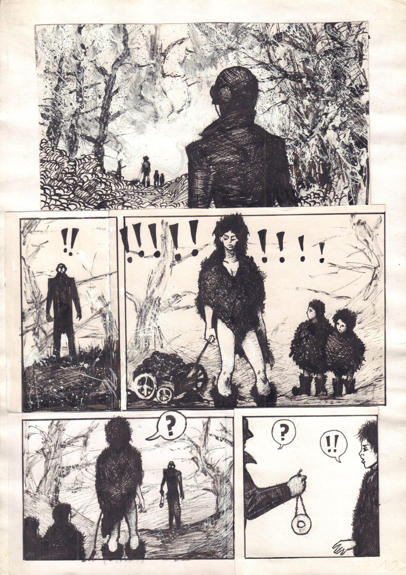 Wędrówki po Mieście Cyborgów, s. 28