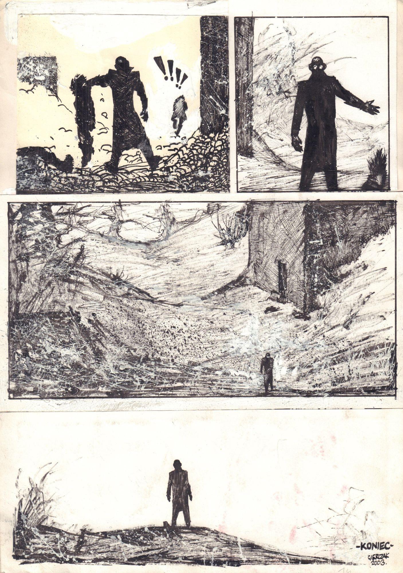 Wędrówki po Mieście Cyborgów, s. 32