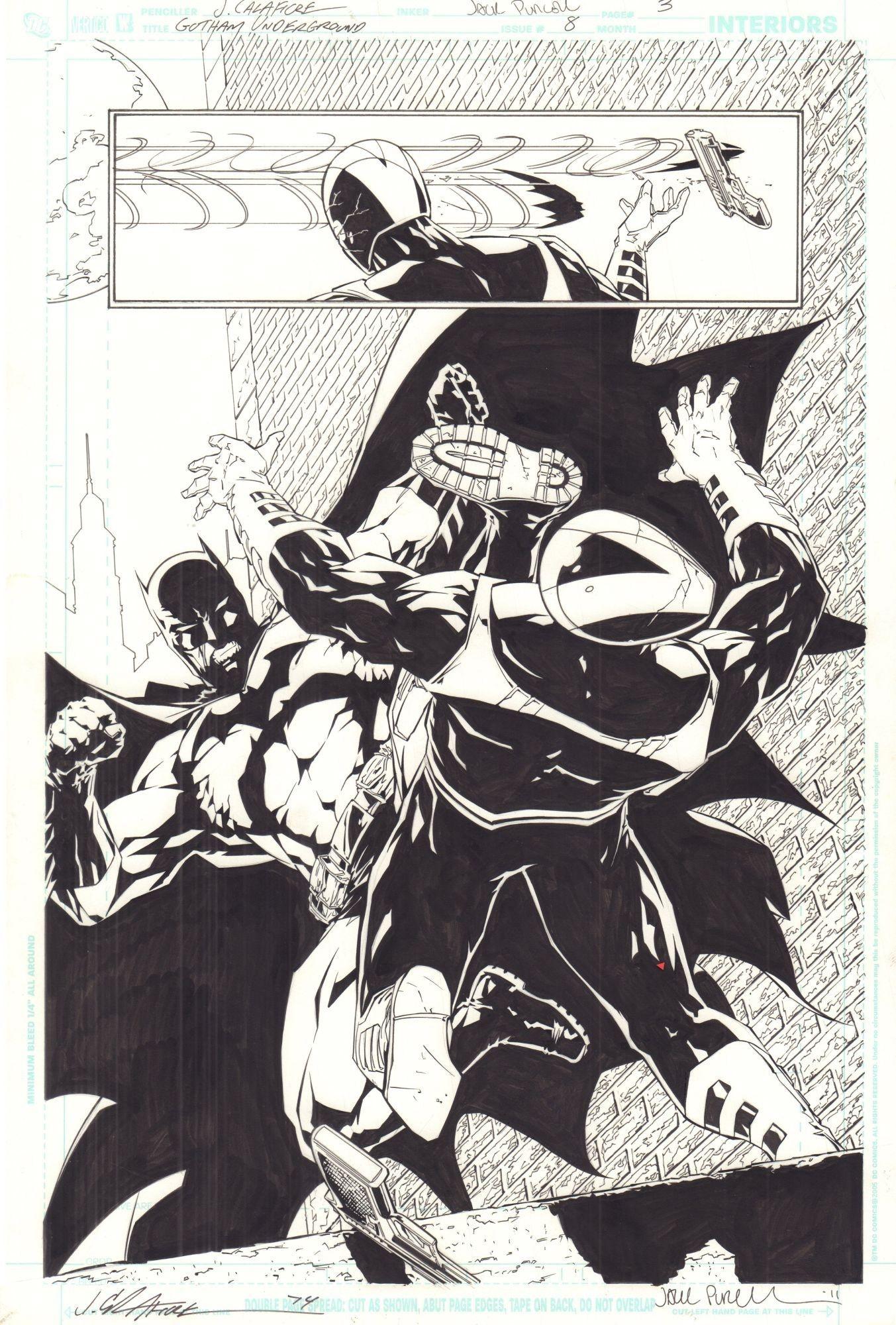 Gotham Underground #8 / 3