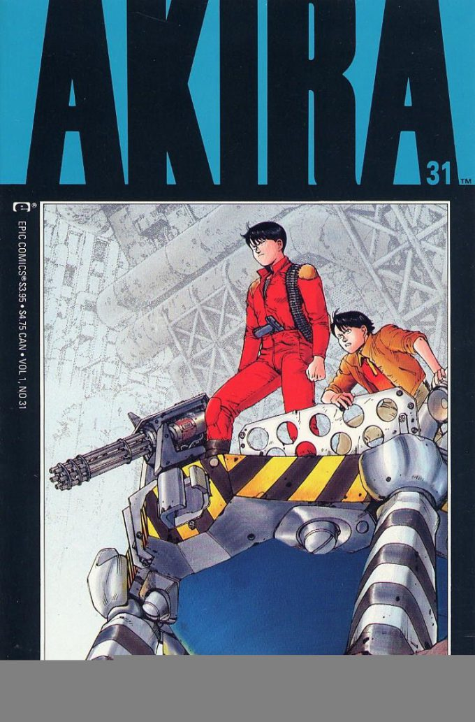Akira #31 / 24 - kolor kolor