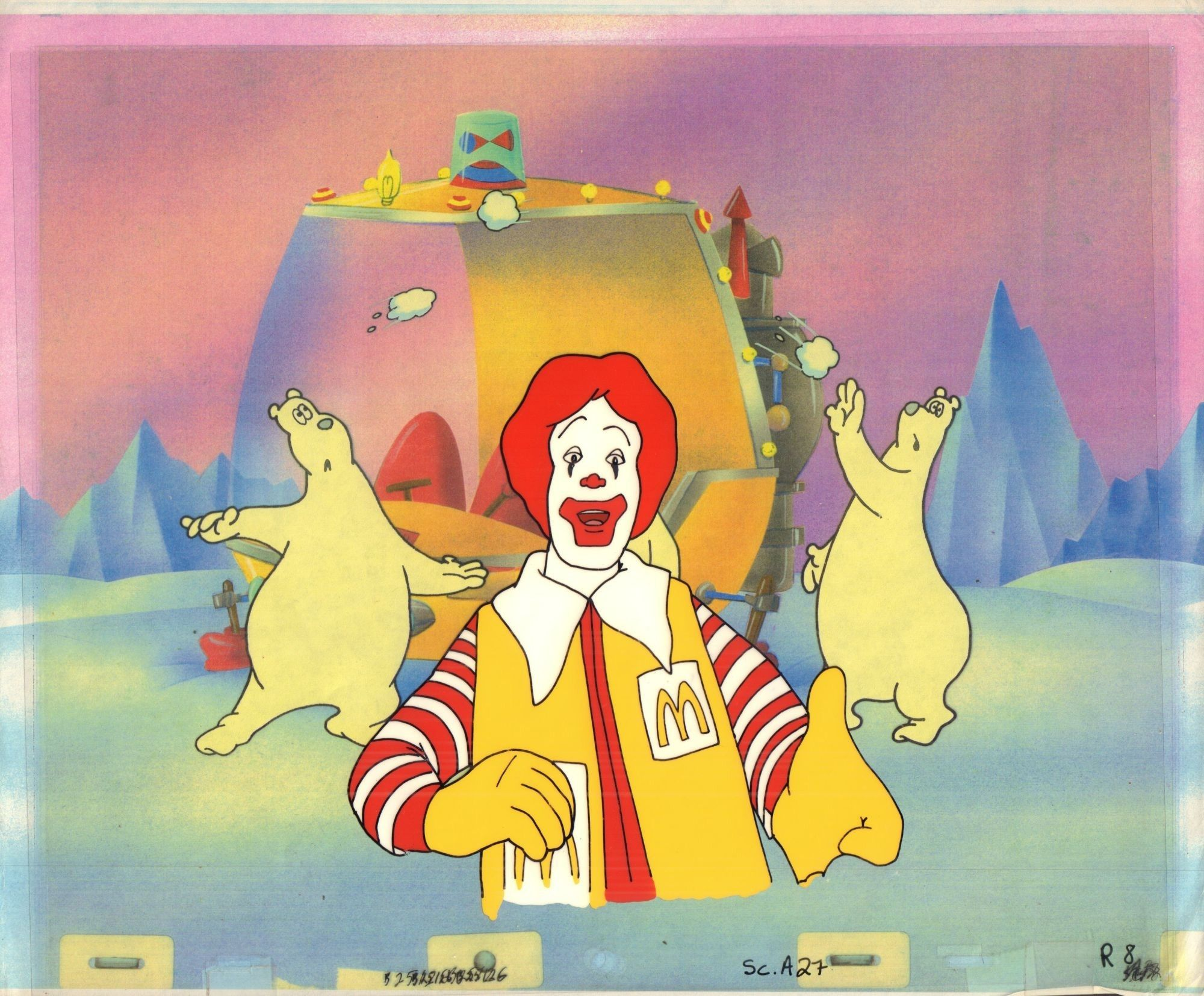 The Wacky Adventures Of Ronald McDonald, A27