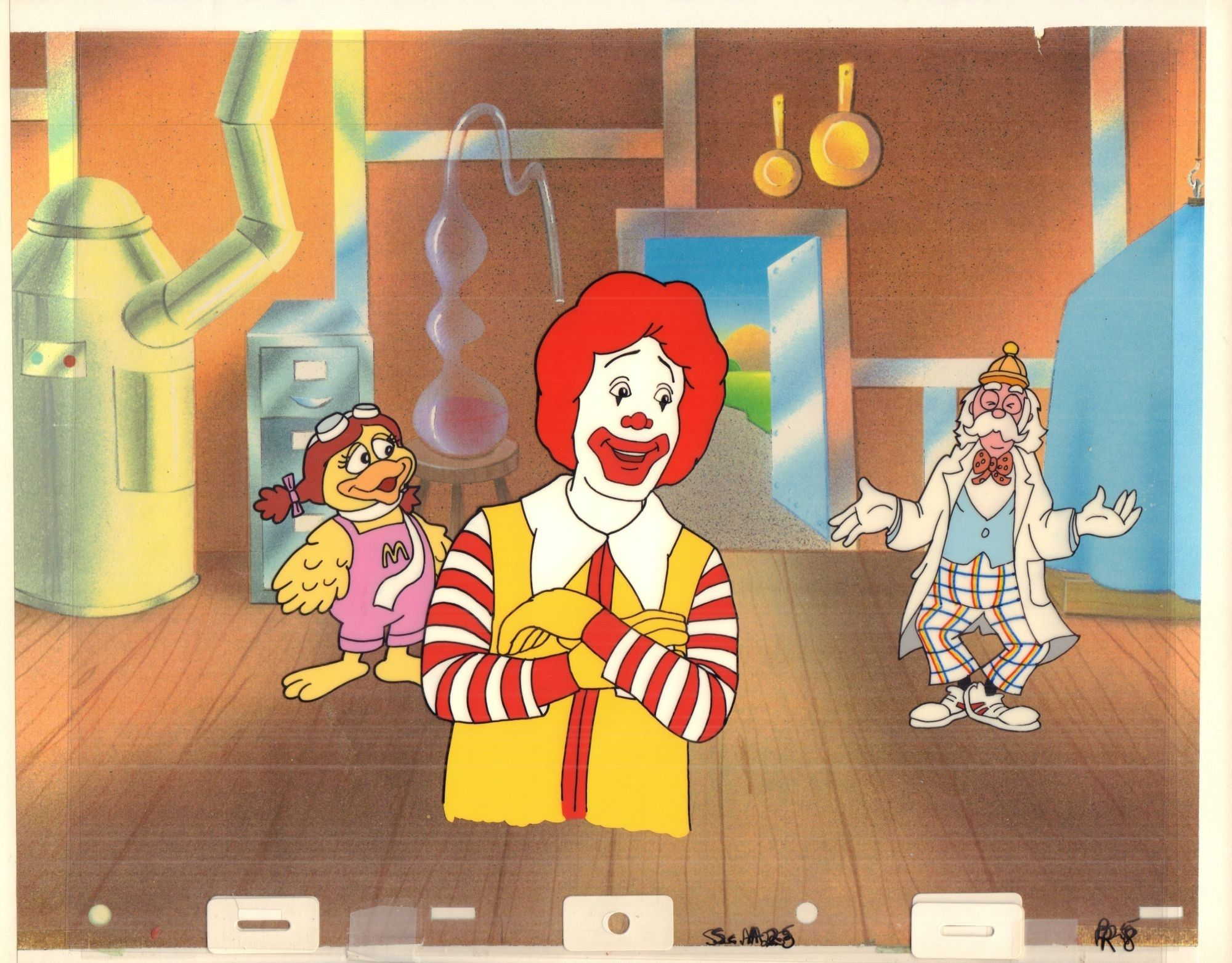 The Wacky Adventures Of Ronald McDonald, A23