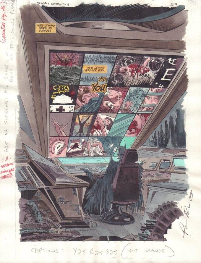 Batman: Joker's Apprentice #1 / 27