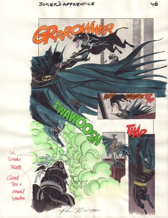 Batman: Joker's Apprentice #1 / 46