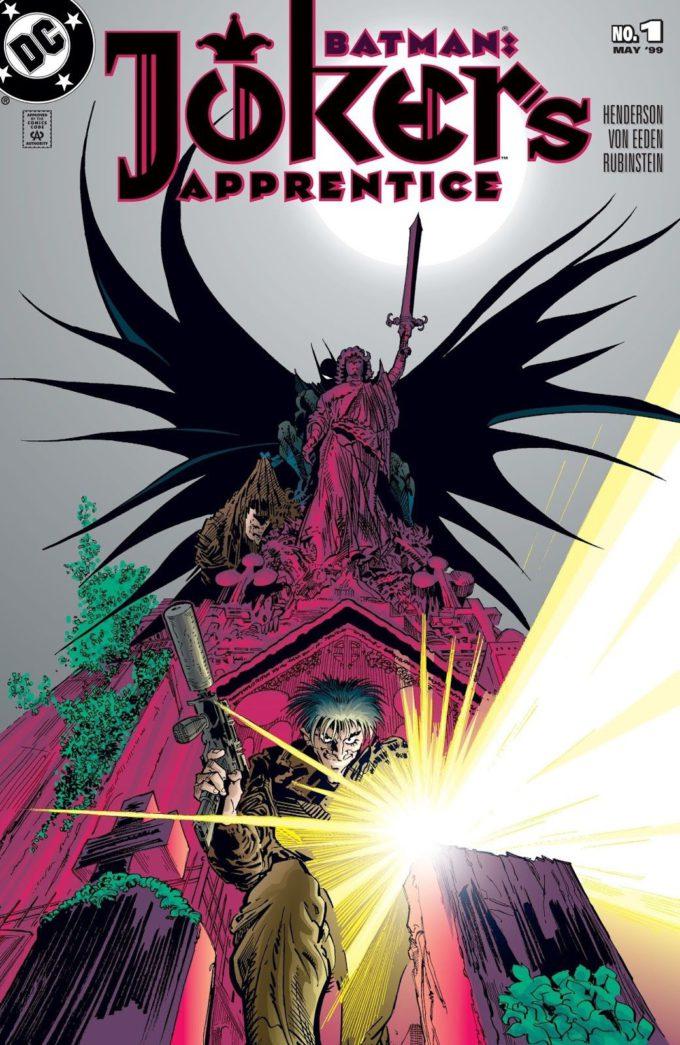 Batman: Joker's Apprentice #1 / 46 kolor