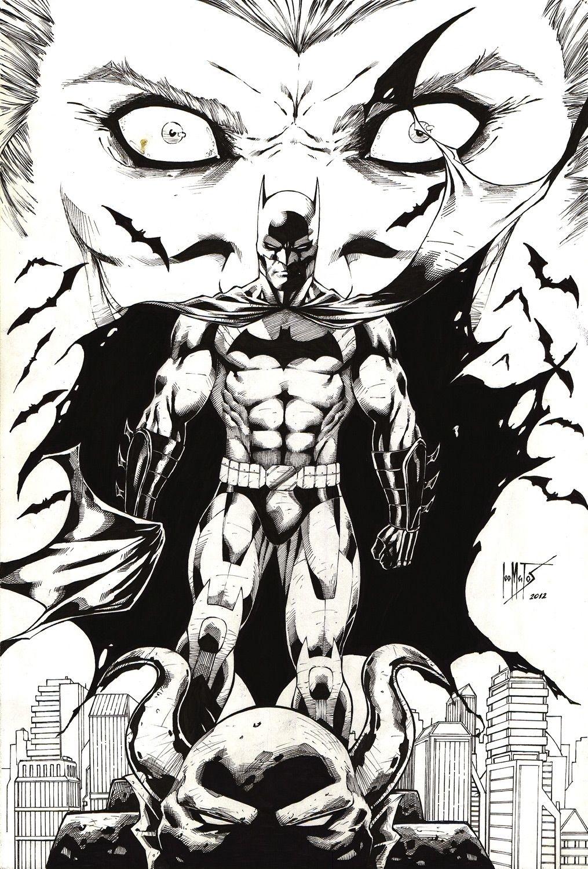 Batman - Pin-up 3