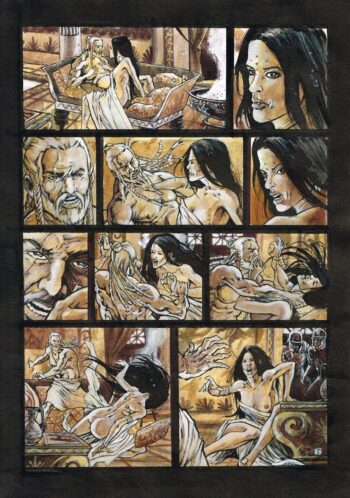 Les Chansons de Pascal Obispo en BD: Rever l'aventure 2