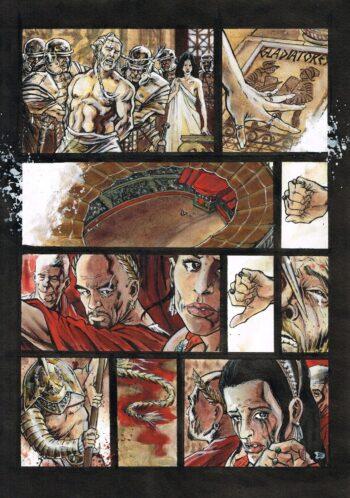 Les Chansons de Pascal Obispo en BD: Rever l'aventure 3