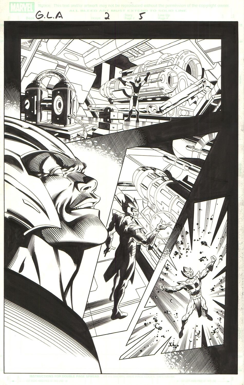 Great Lake Avengers (G.L.A.) #2 / 5