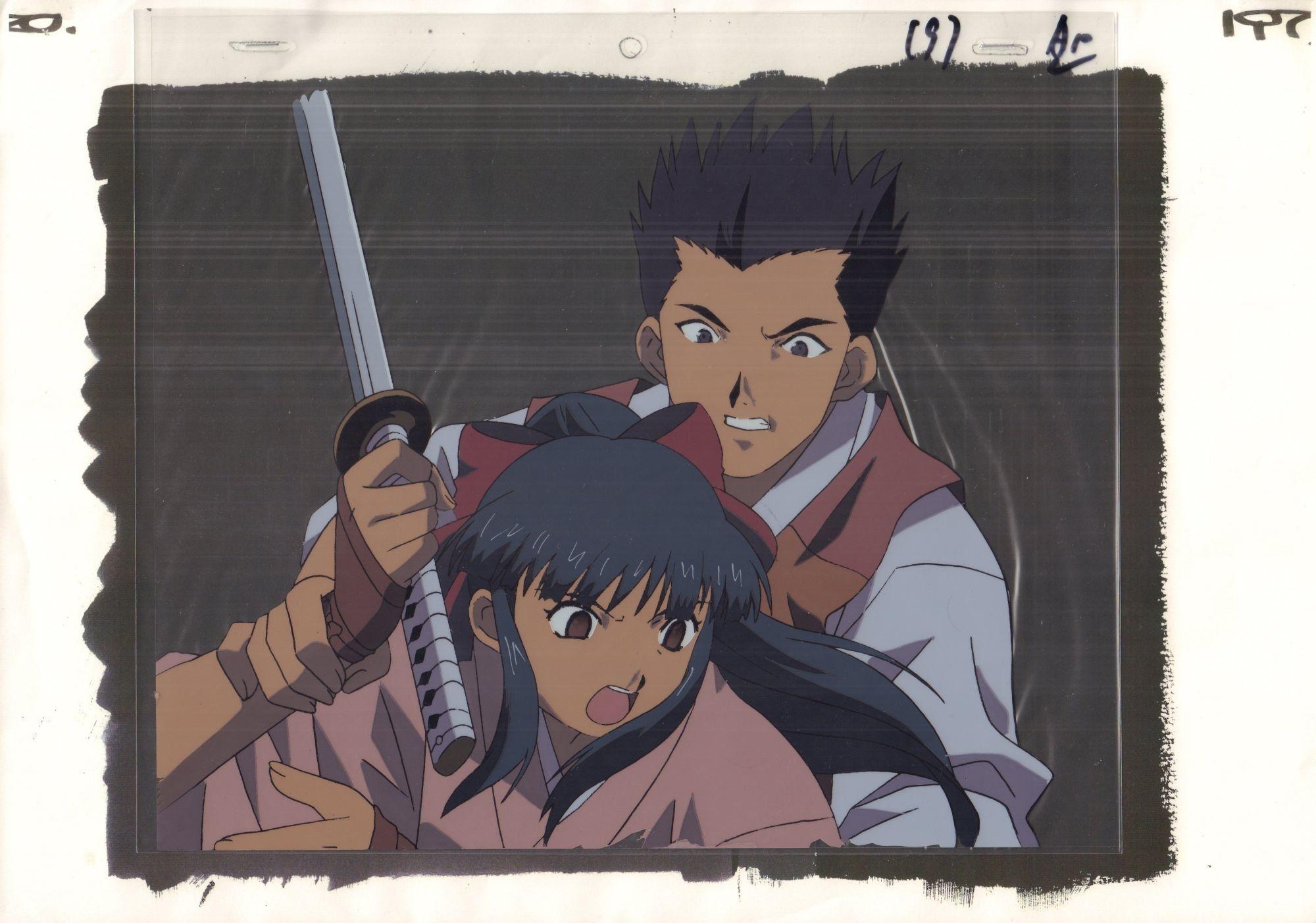 Sakura Taisen #21, A10