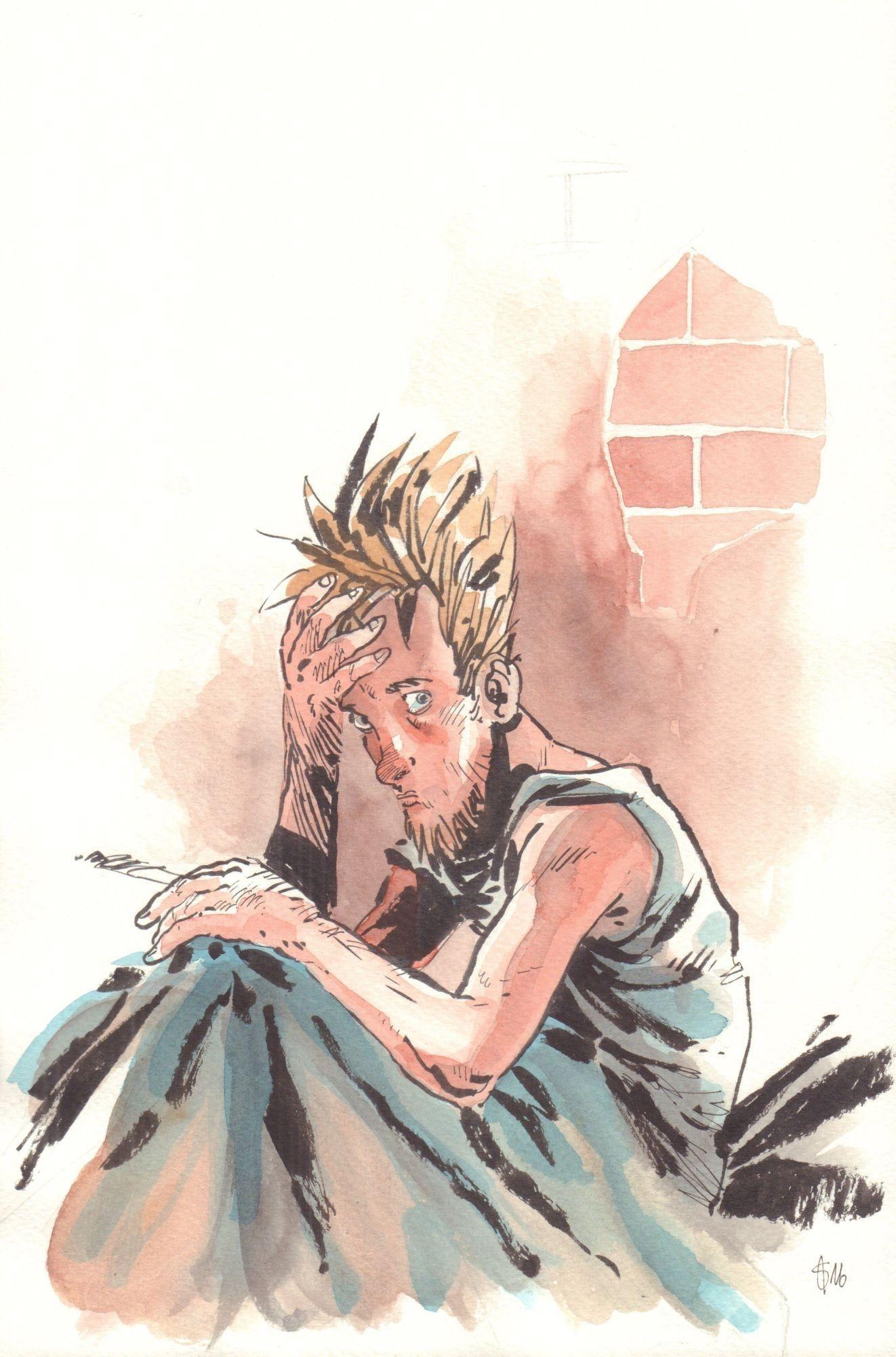Osiedle Swoboda 2: Smutny (strona rozdziałowa)