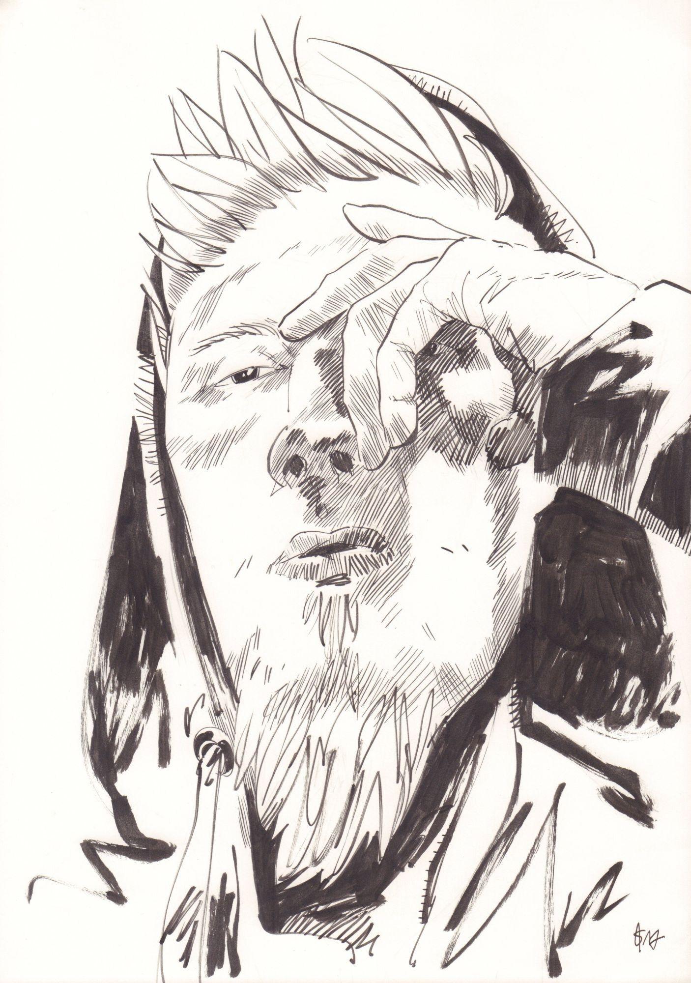 Osiedle Swoboda #1 - Portret Smutnego - fragment okładki