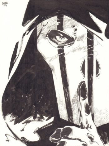 Osiedle Swoboda #2 - Dozorca ucisza - fragment okładki