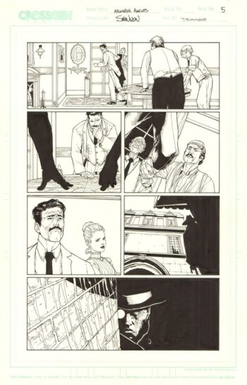 Archard's Agents #3 / 5