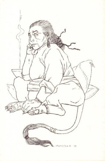 Chimery: Matka chimer