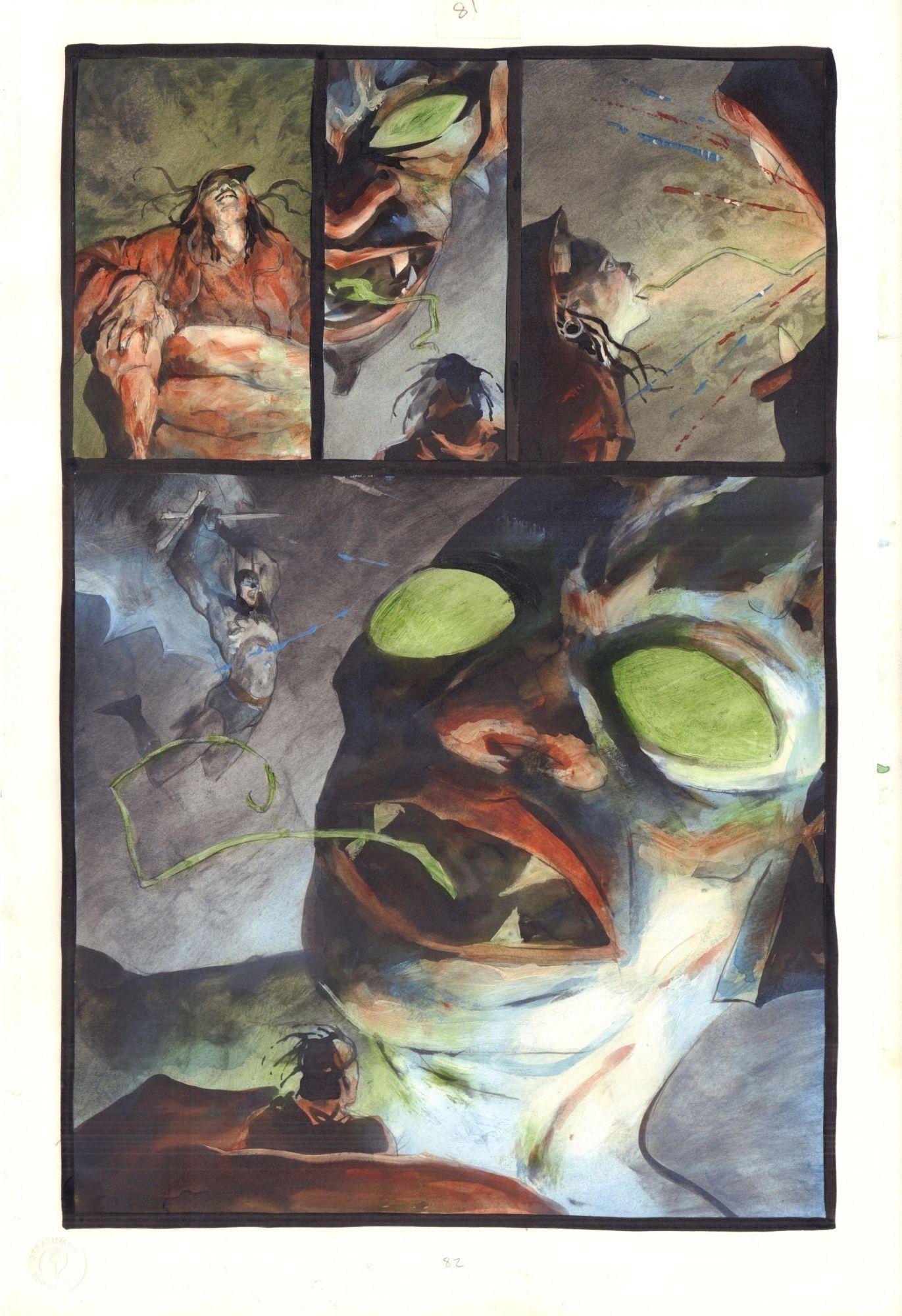 Batman: Harvest Breed, s 80