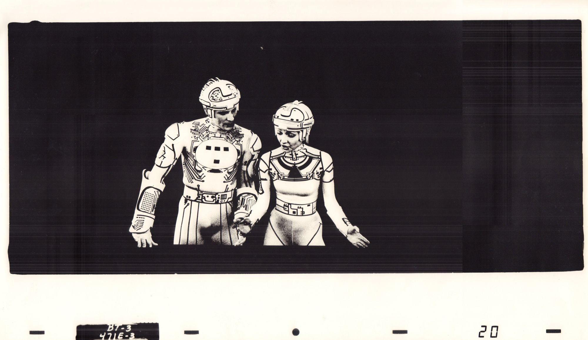 TRON (1982) BT-3/20