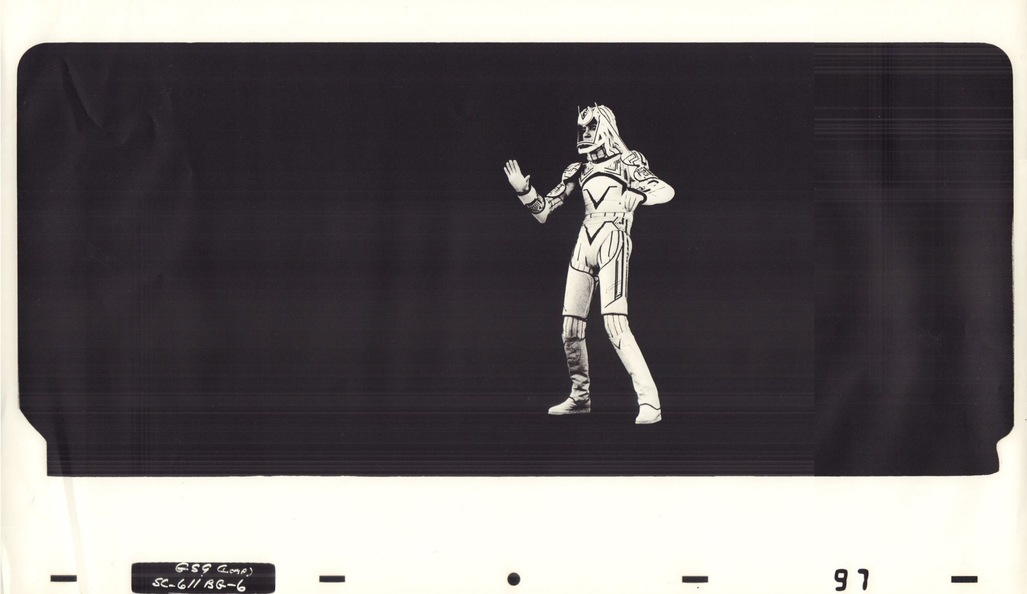 TRON (1982) GS-9/97