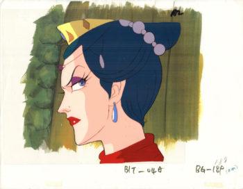 The Legend of Princess Snow White