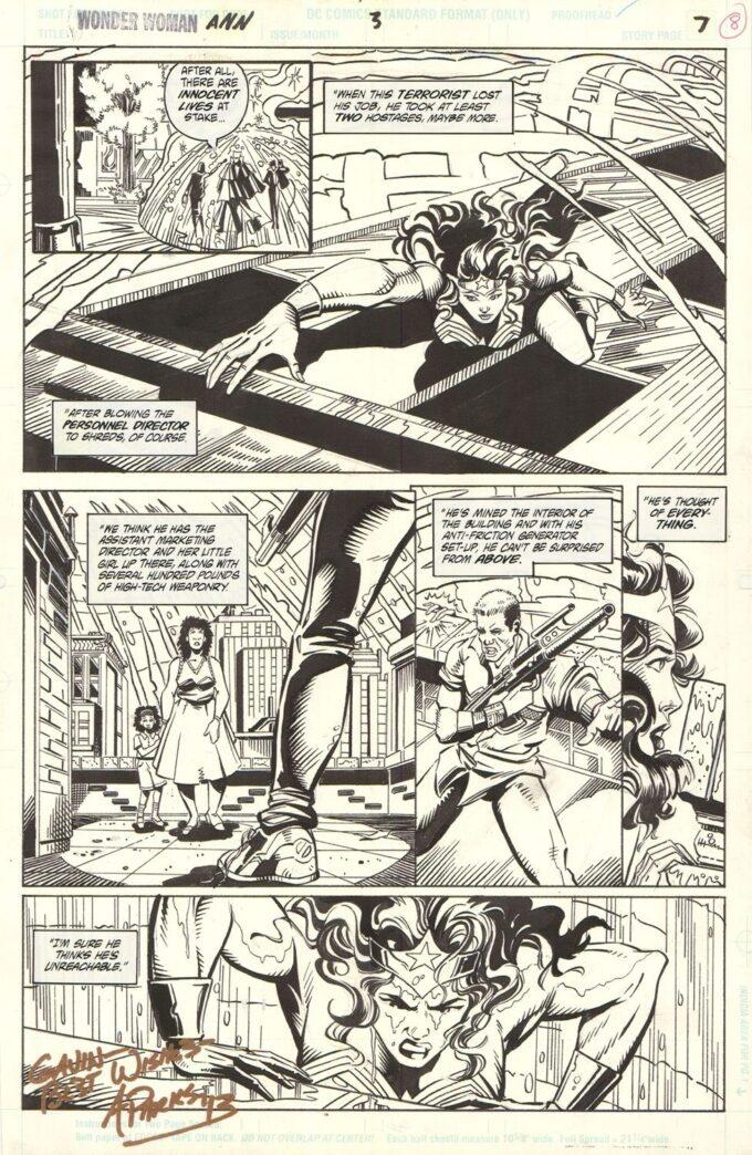 Wonder Woman Annual #3 / 7