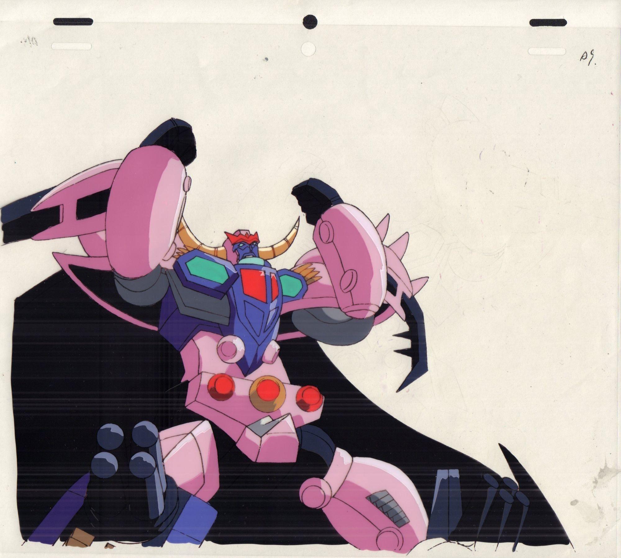 Transformers: Beast Wars II, A-9