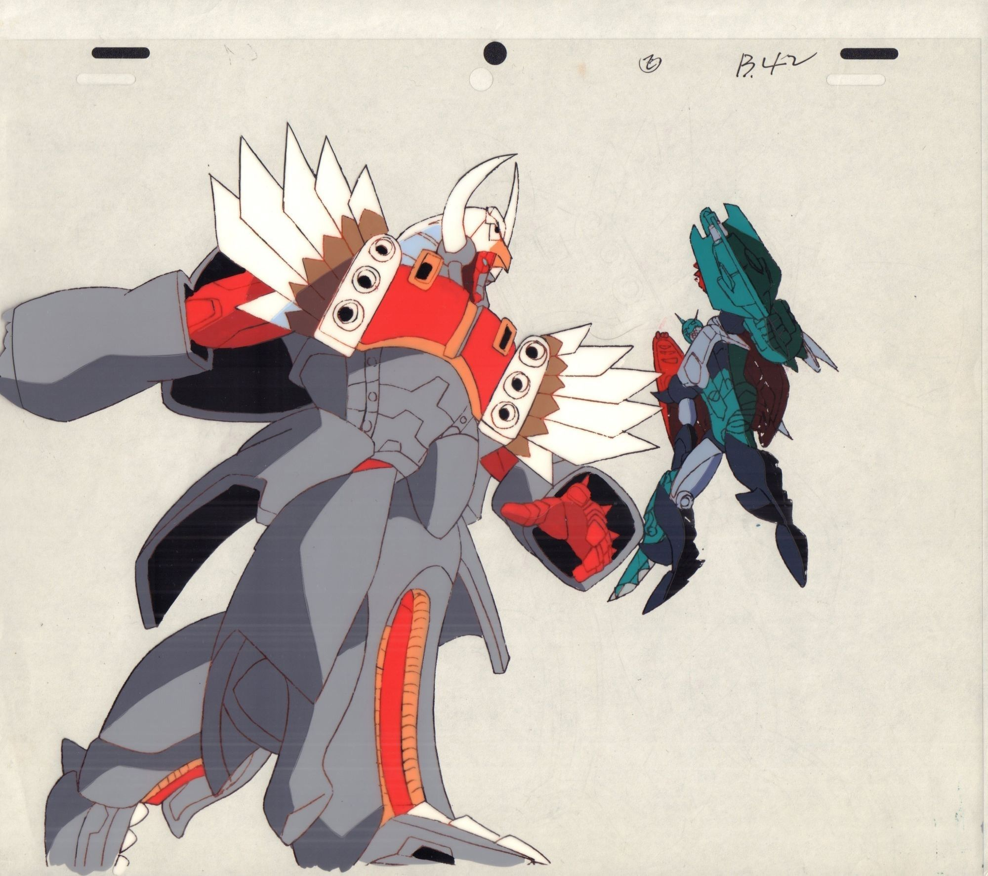 Transformers: Beast Wars II, B-42