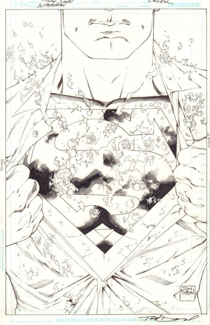 Superman vol 4 #17 - okładka (wariant)