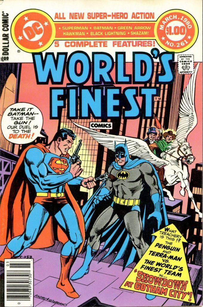 Worlds Finest #261 / 1