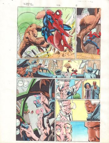 The Amazing Spider-Man #429 / 18