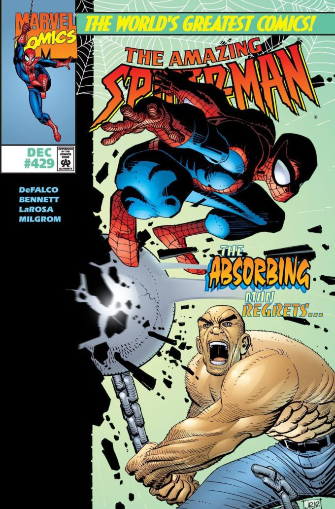 The Amazing Spider-Man #429 / 10 kolor