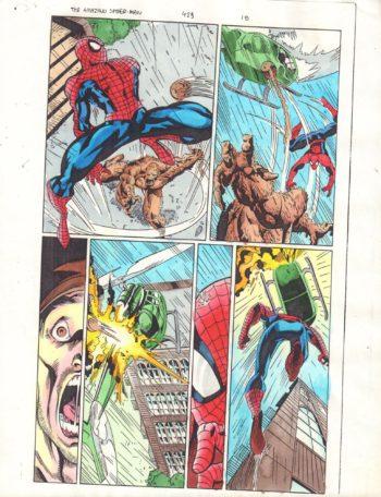 The Amazing Spider-Man #429 / 19