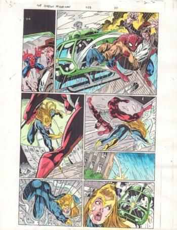 The Amazing Spider-Man #429 / 20