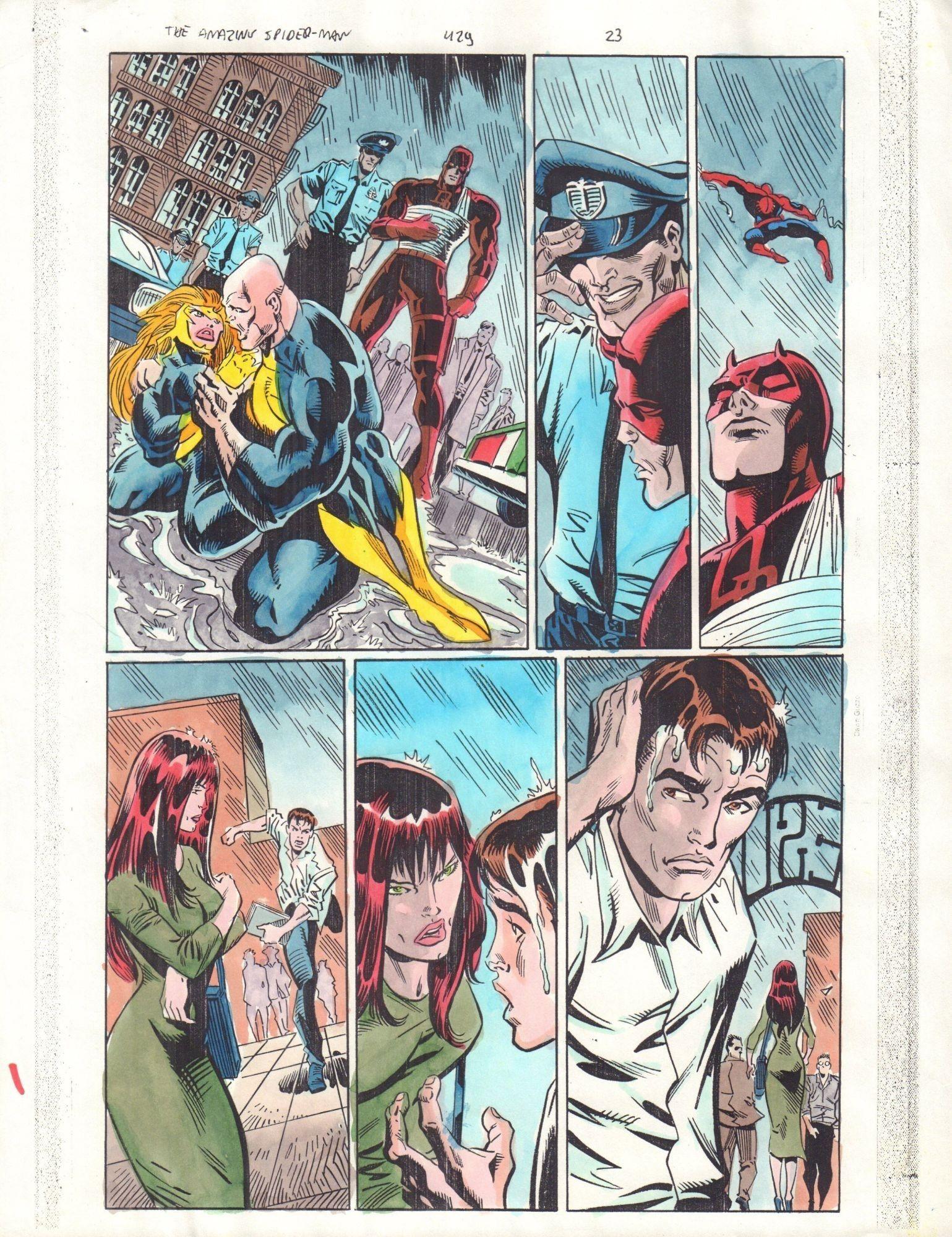 The Amazing Spider-Man #429 / 23