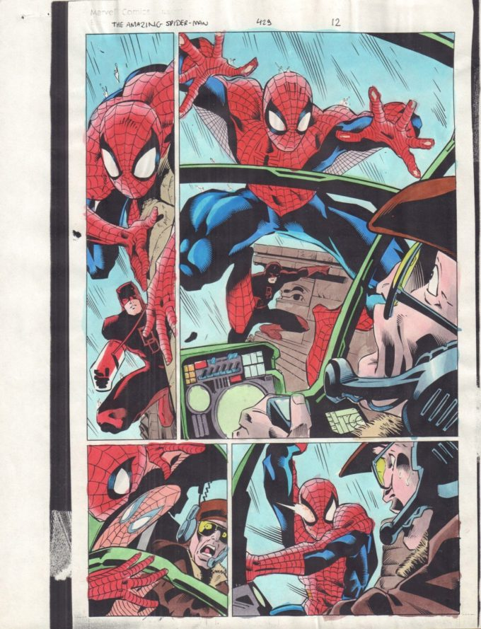 The Amazing Spider-Man #429 / 12
