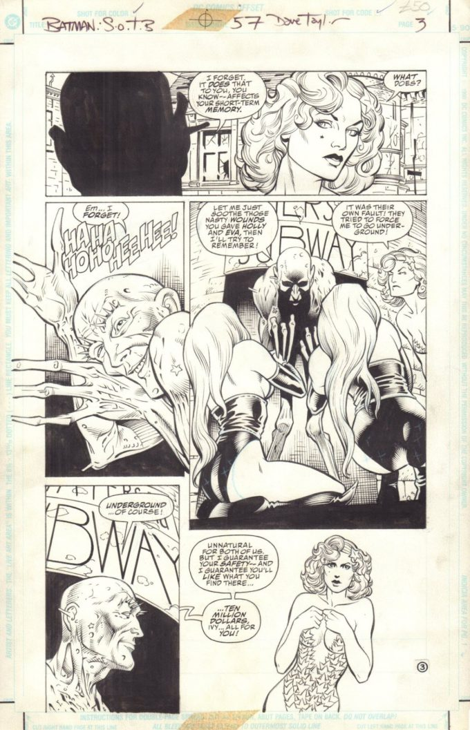Batman: Shadow of the Bat #57 / 3