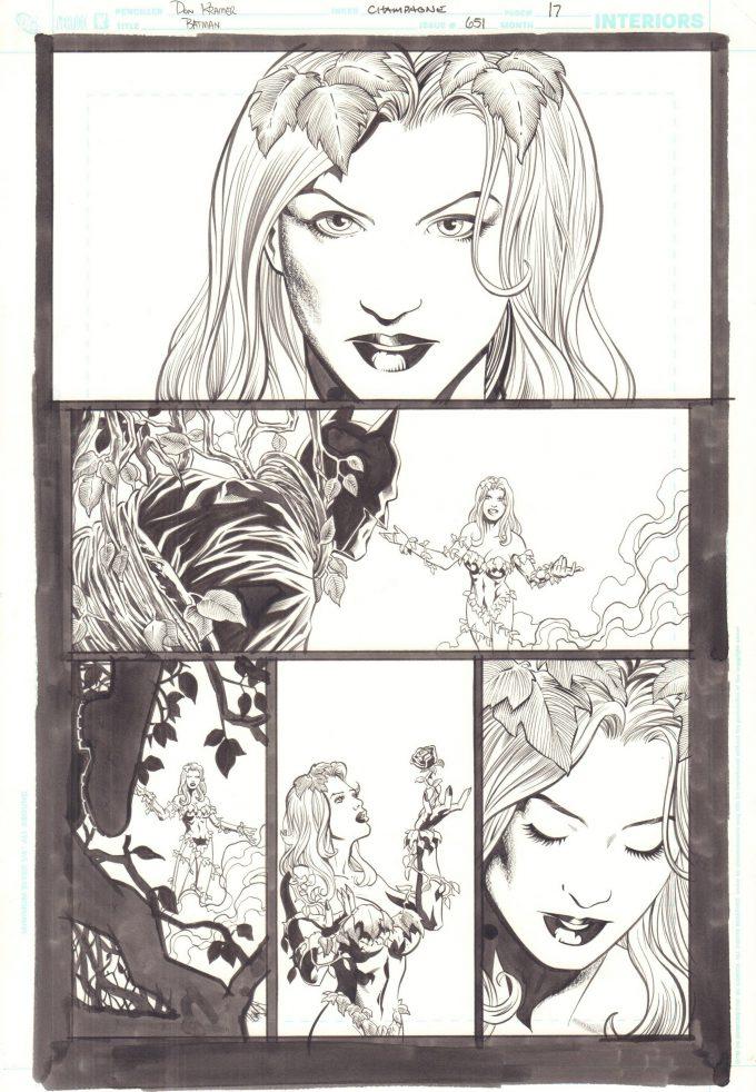 Batman #651 / 17 czarno-biały