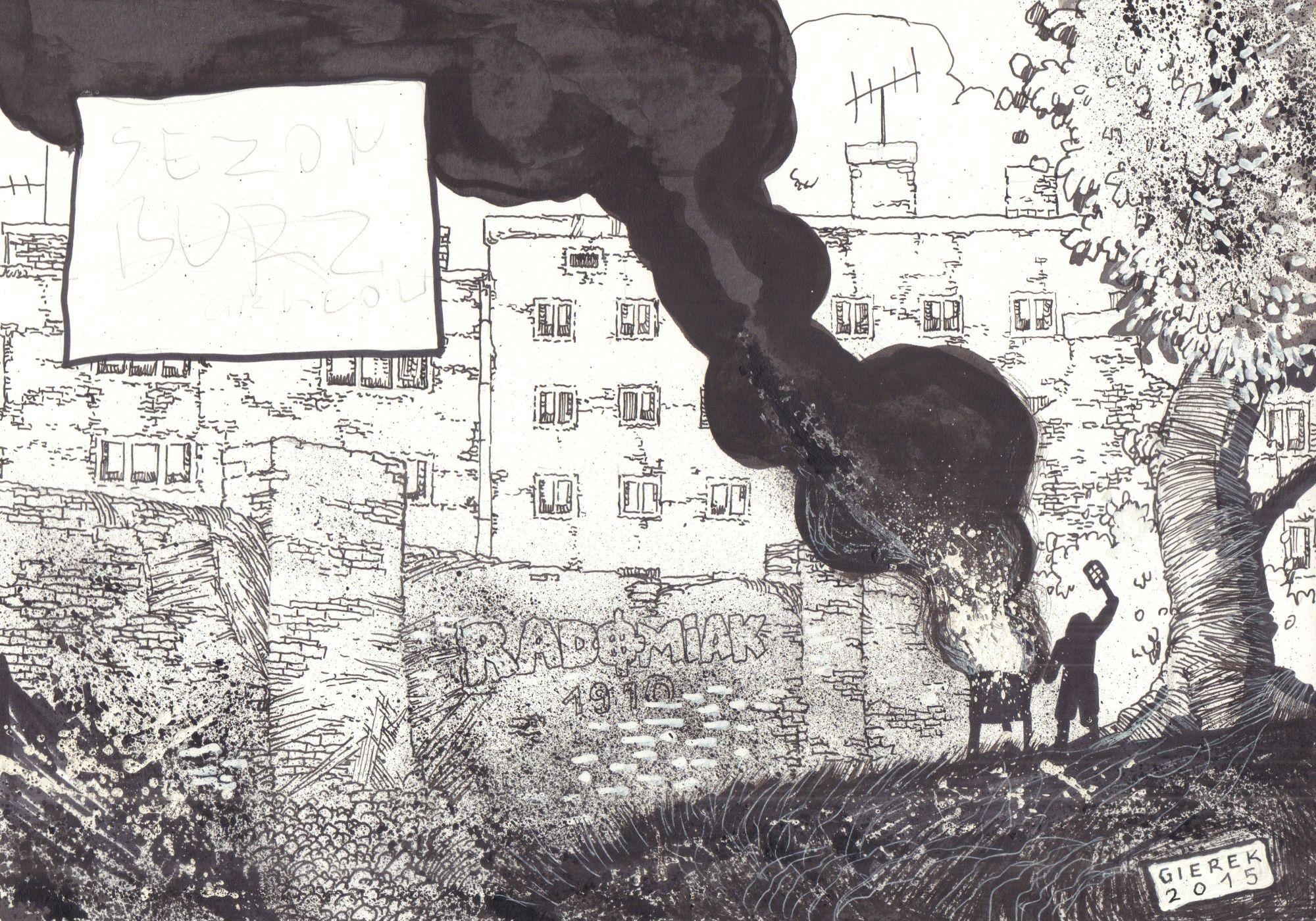 Ołtsajders. Chrzest ognia, s. 36-48 (kompletna historia Sezon Grillów)