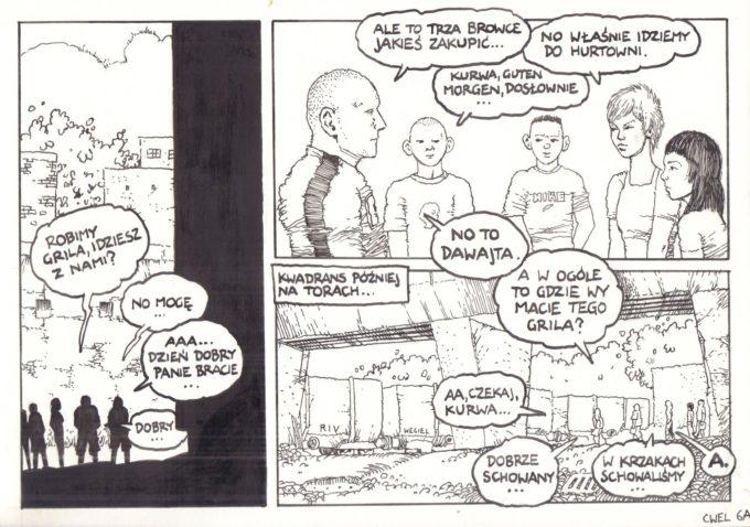 s. 36-48 (kompletna historia Sezon Grillów) Paweł Gierczak