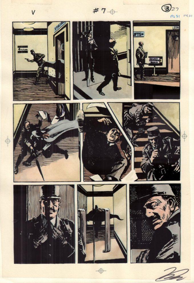 V jak Vendetta #7 / 31