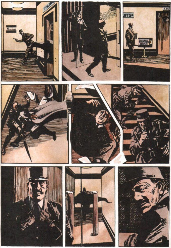 V jak Vendetta #7 / 31 kolor