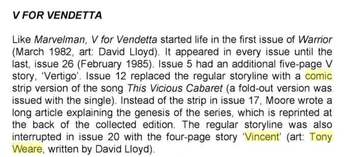 V jak Vendetta #7 / 31 DC Comics