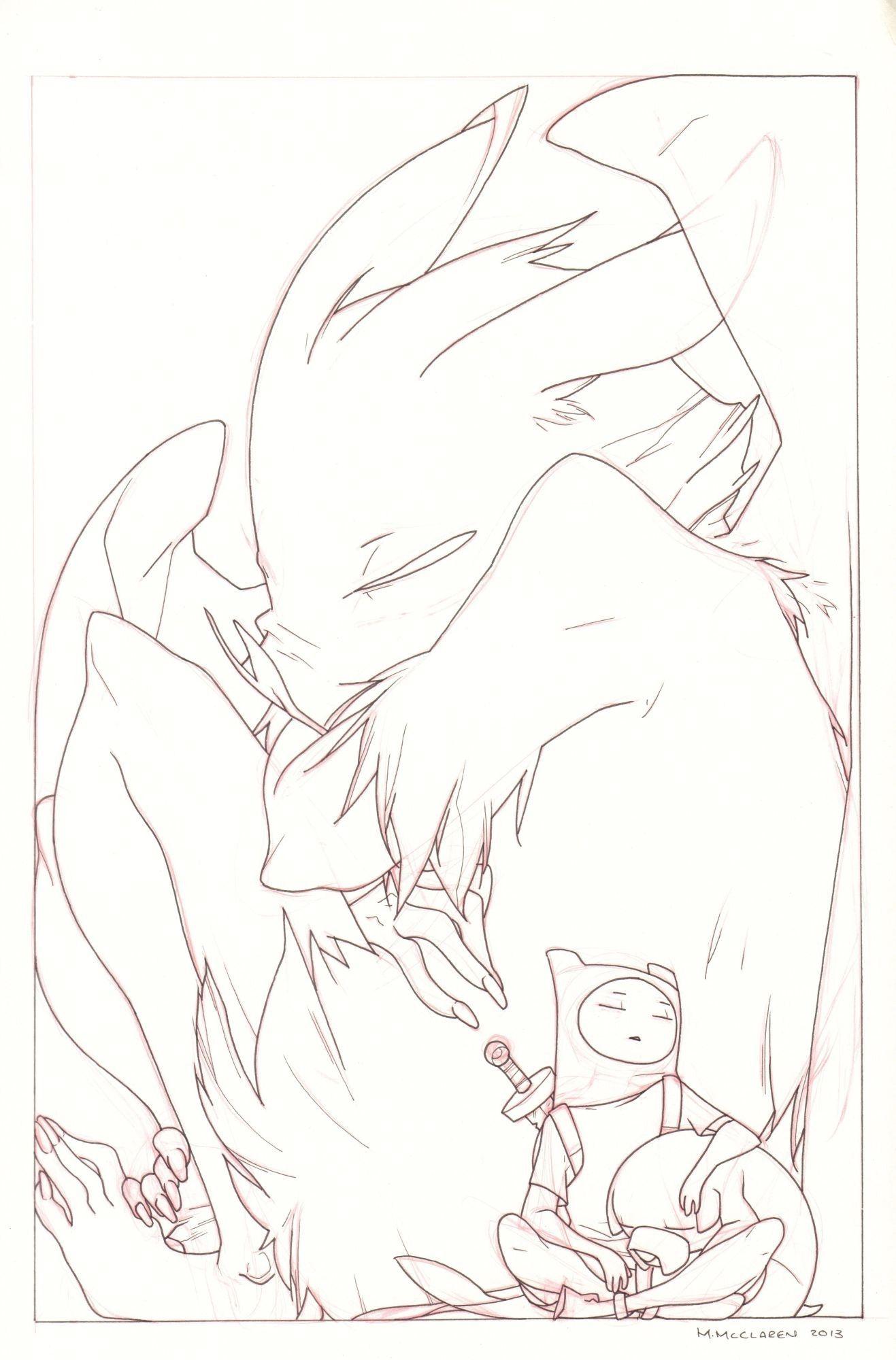 Adventure Time #16 - okładka, wariant