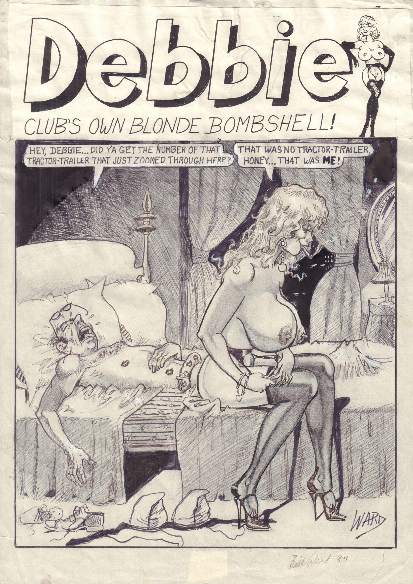 Debbie, s. 1