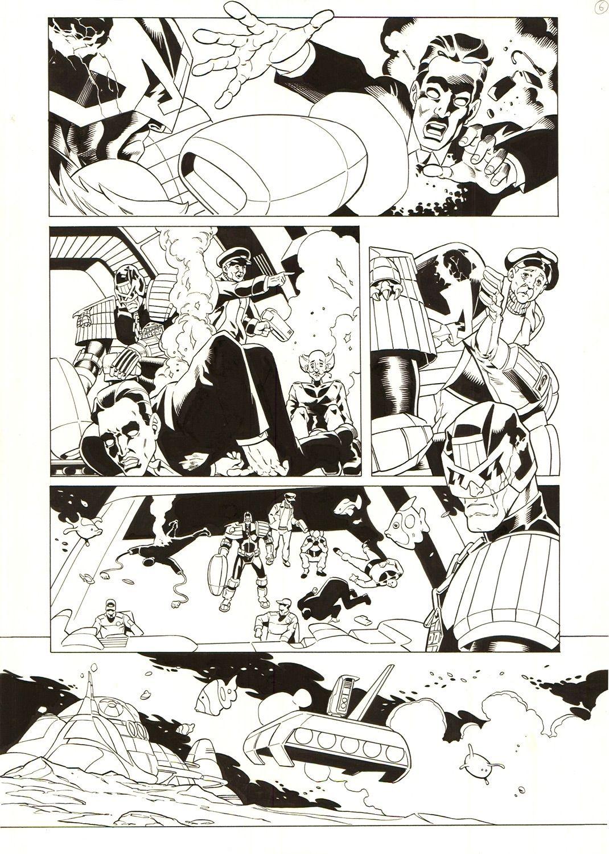 Judge Dredd #1287 / 6