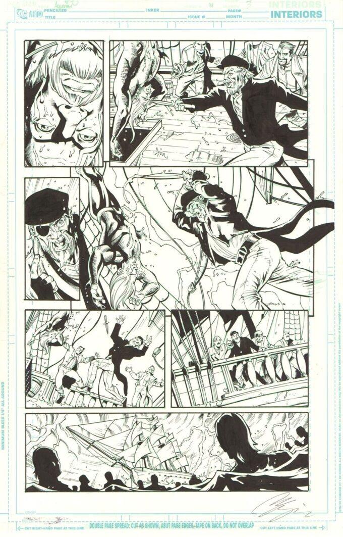 Aquaman #14 / 3