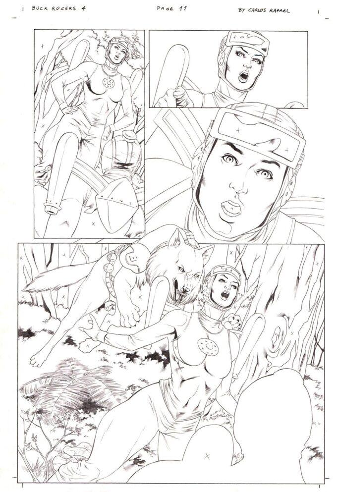 Buck Rogers #4 / 11